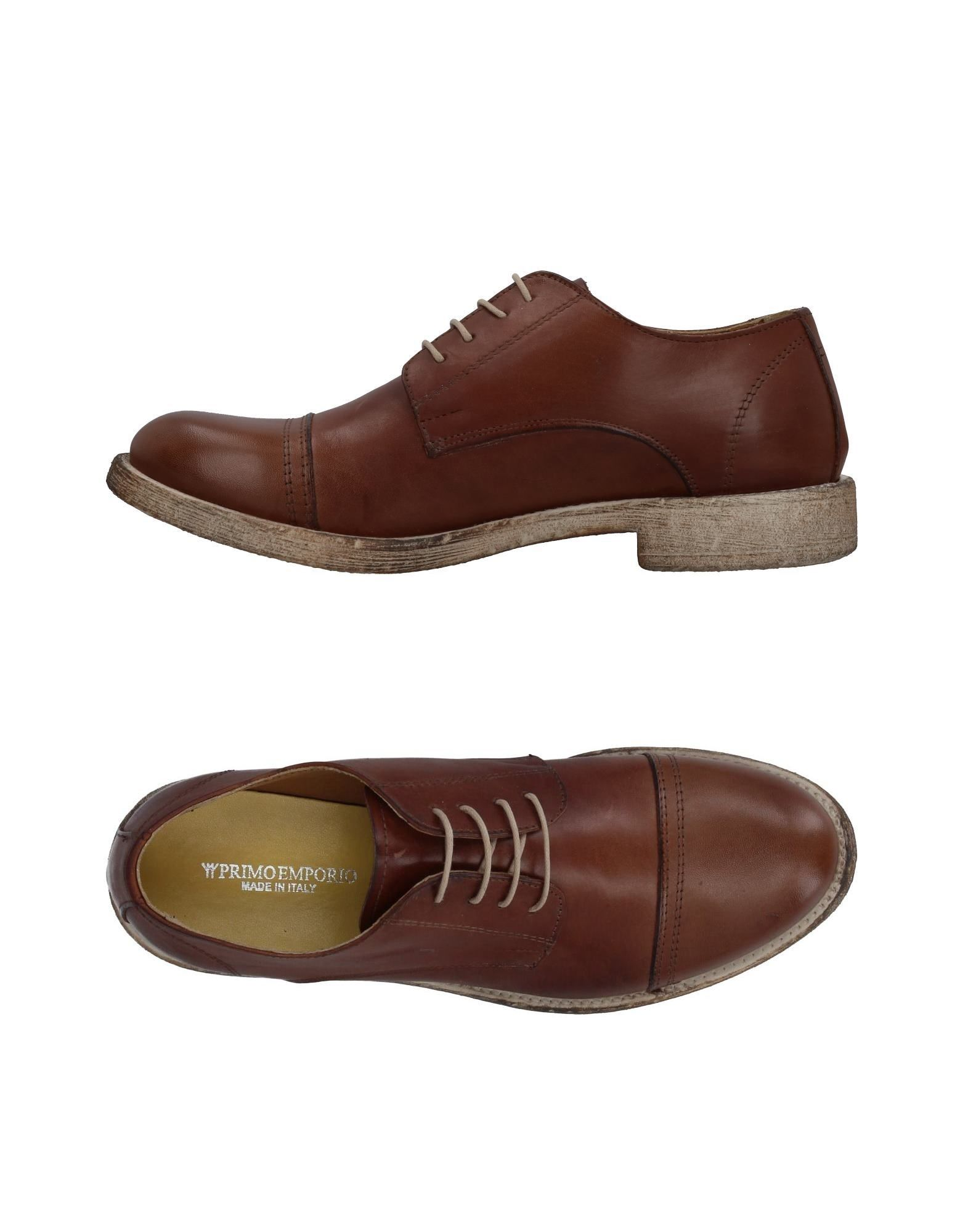 цена PRIMO EMPORIO Обувь на шнурках онлайн в 2017 году