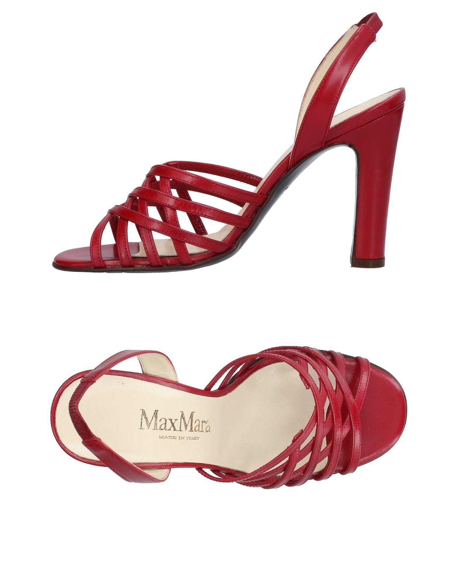 MAX MARA Сандалии брюки weekend max mara weekend max mara we017ewtmp41