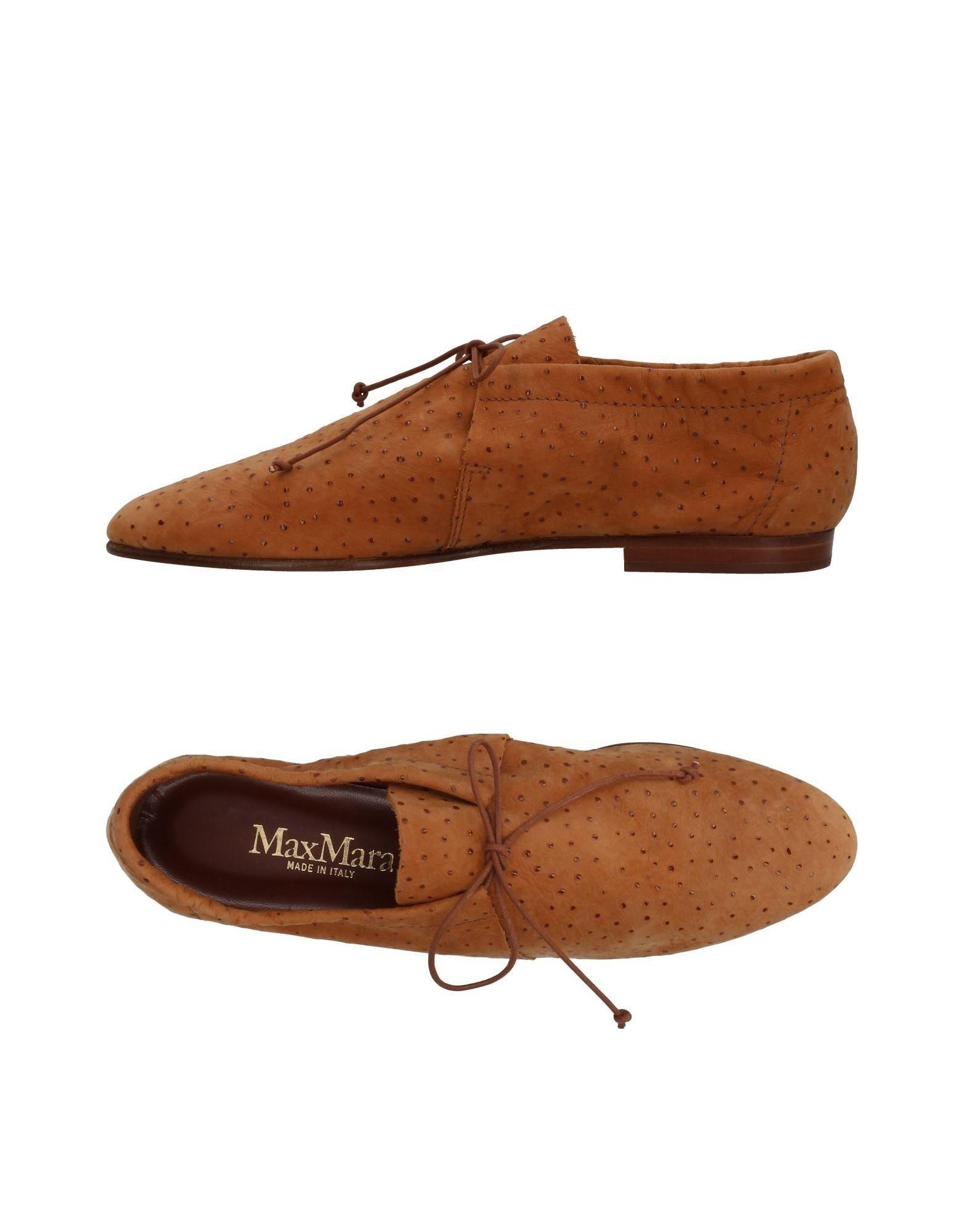 MAX MARA Обувь на шнурках брюки weekend max mara weekend max mara we017ewtmp41