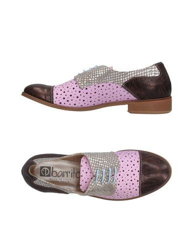 EBARRITO Chaussures à lacets femme