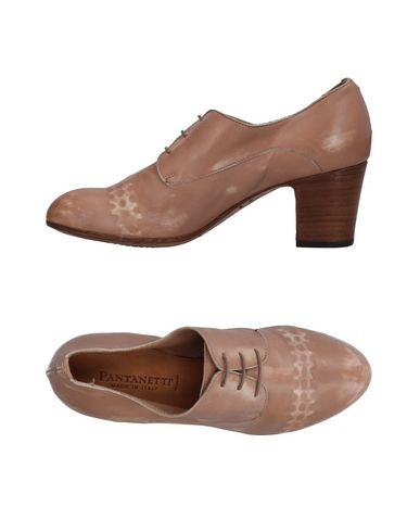 PANTANETTI Chaussures à lacets femme
