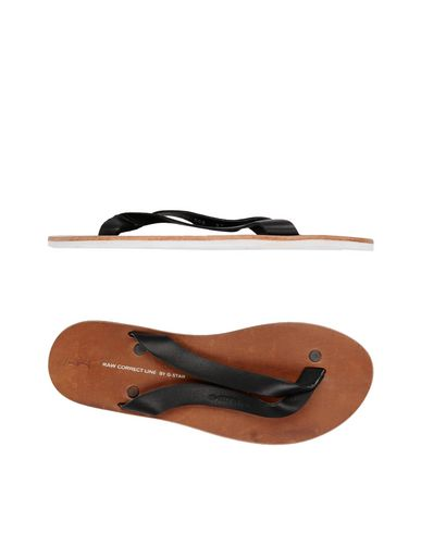 zapatillas RAW CORRECT LINE by G STAR Sandalias de dedo mujer