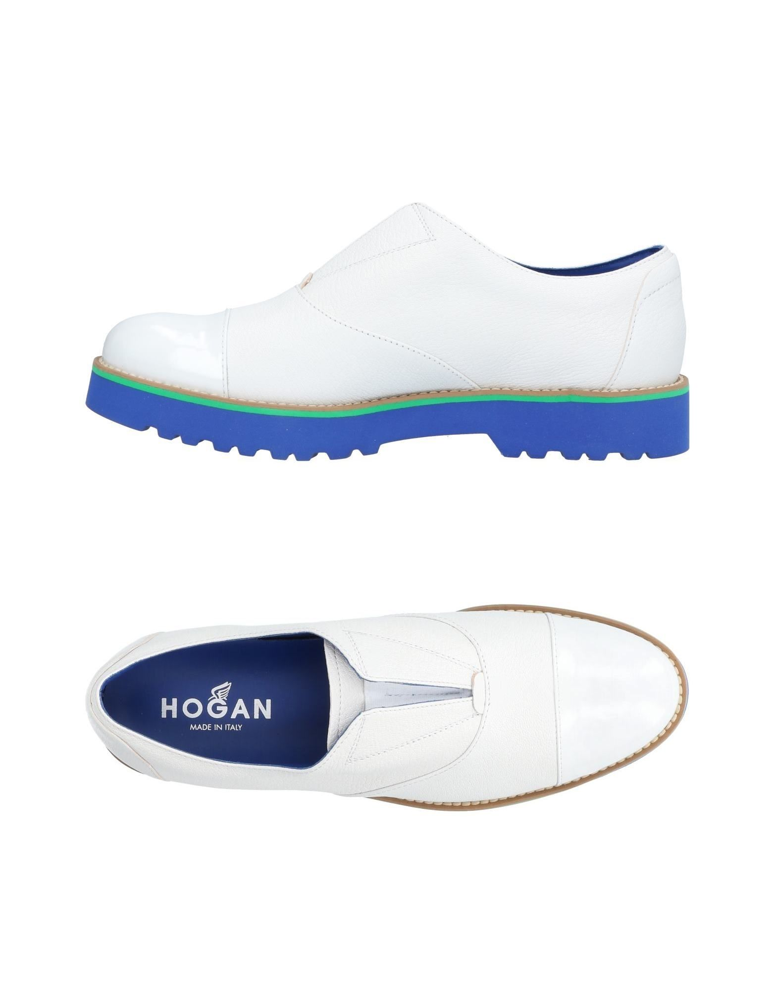 HOGAN Loafers. polished leather, no appliqués, solid color, elasticized gores, round toeline, square heel, rubber heel, leather lining, rubber sole, contains non-textile parts of animal origin. Soft Leather