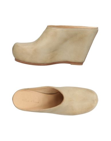zapatillas RICK OWENS Mules & Zuecos mujer