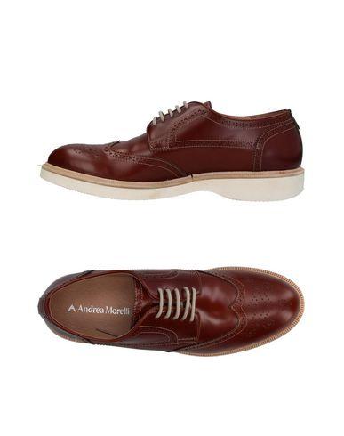 ANDREA MORELLI Chaussures à lacets homme