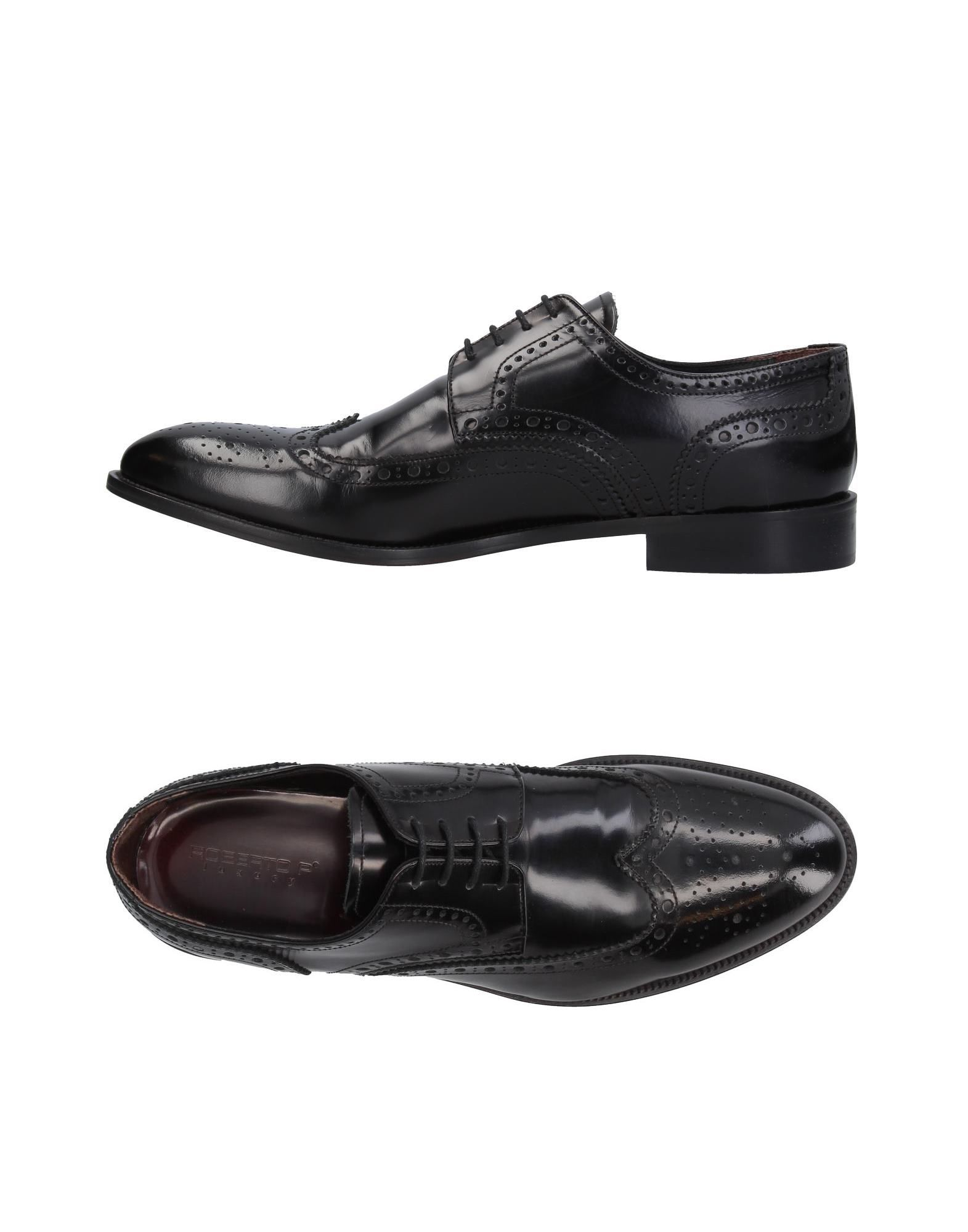 купить ROBERTO P  Luxury Обувь на шнурках дешево