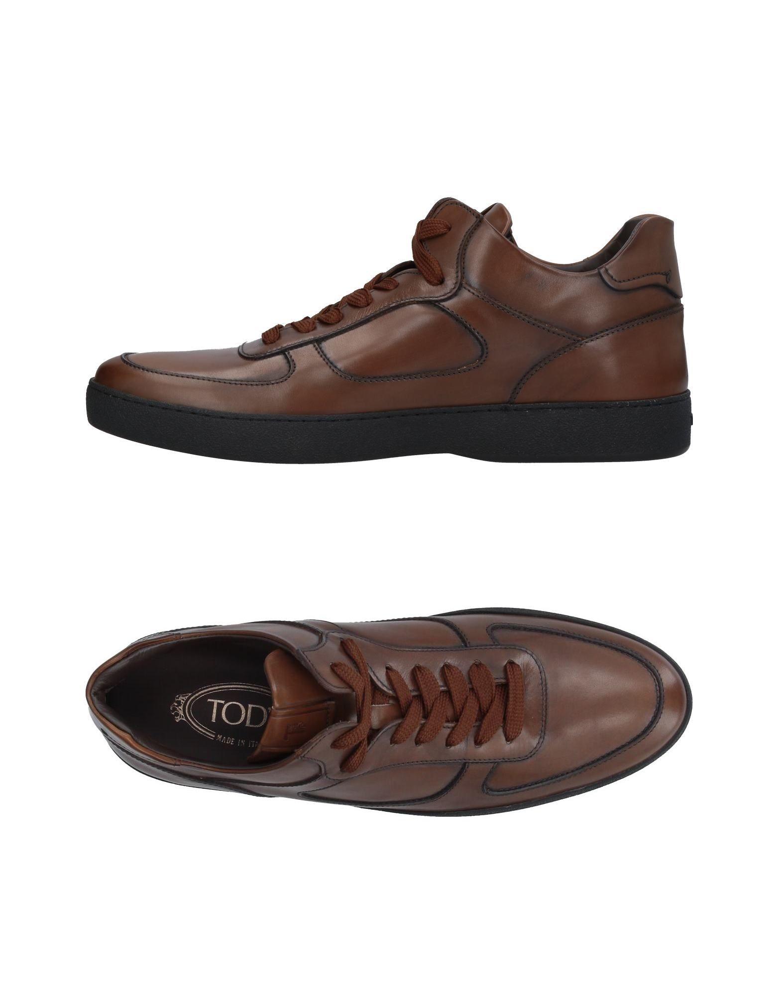 TOD'S Высокие кеды и кроссовки кеды кроссовки высокие dc council mid tx stone camo