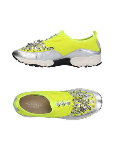Sneackers Giallo donna CARVELA Sneakers&Tennis shoes basse donna