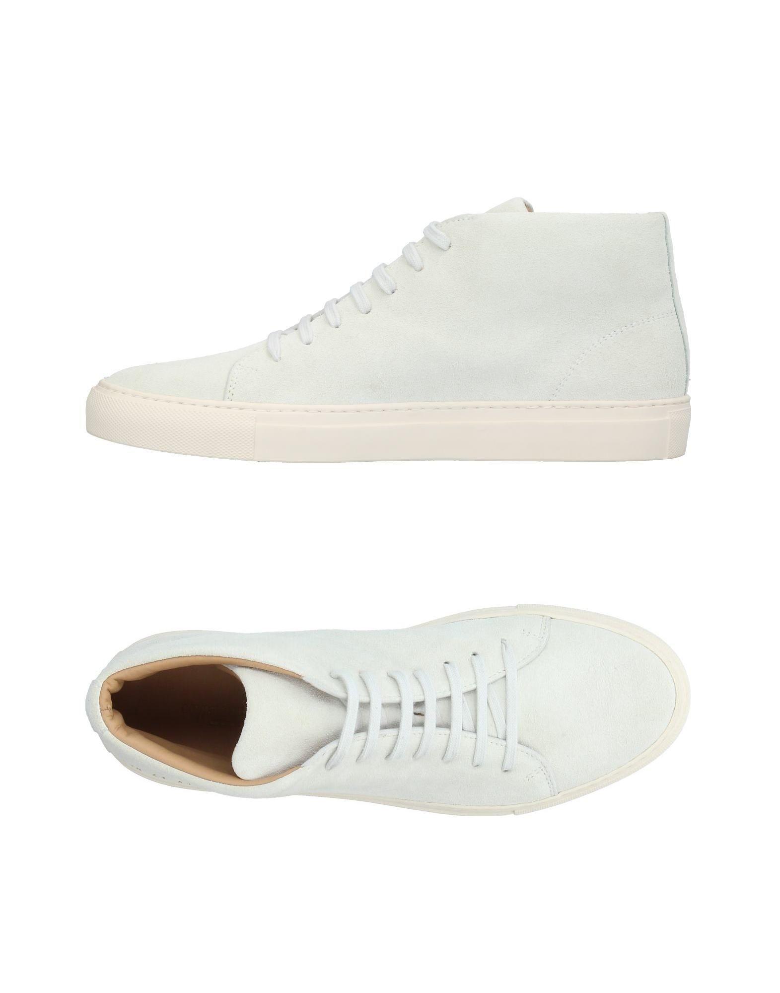 woman by common projects полусапоги и высокие ботинки COMMON PROJECTS Высокие кеды и кроссовки
