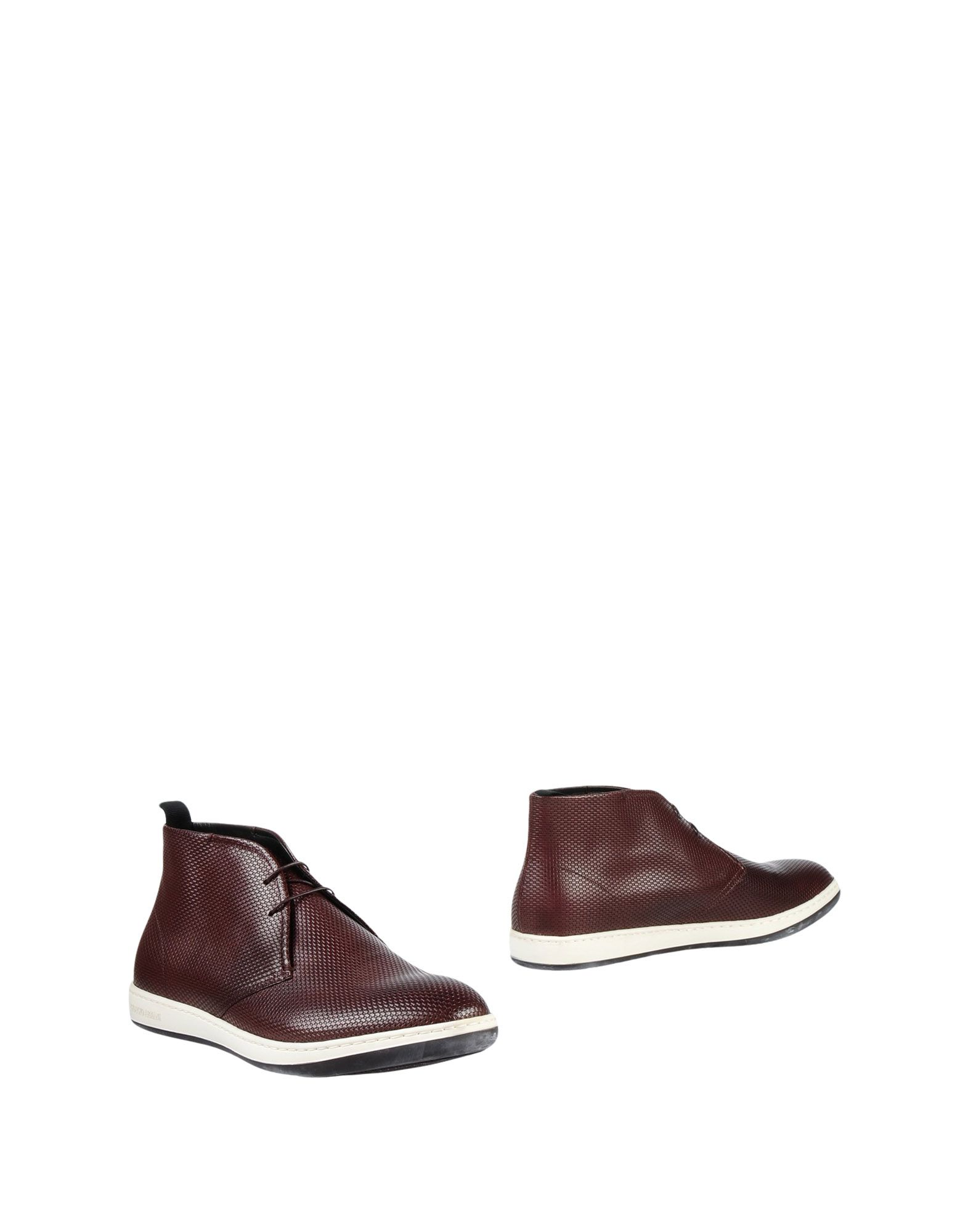 GIORGIO ARMANI Полусапоги и высокие ботинки armani junior полусапоги и высокие ботинки
