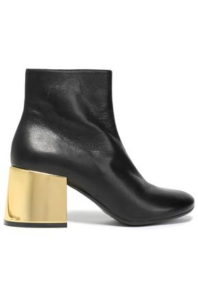 MM6 by MAISON MARGIELA Leather ankle boots