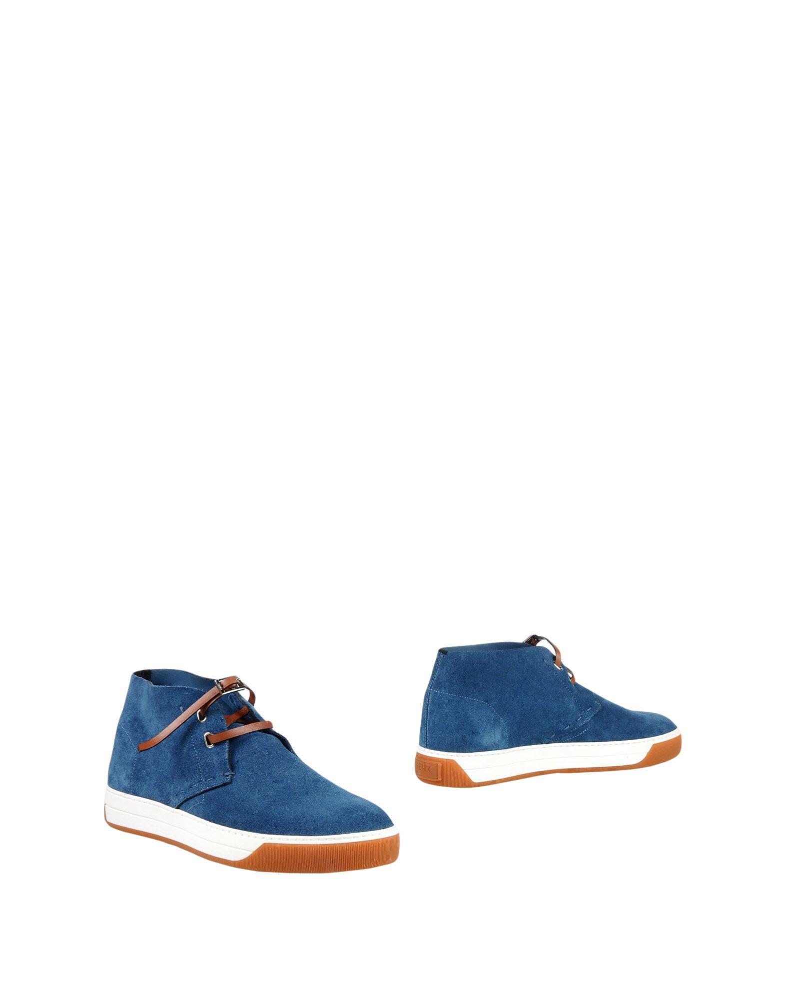 FENDI Полусапоги и высокие ботинки цены онлайн