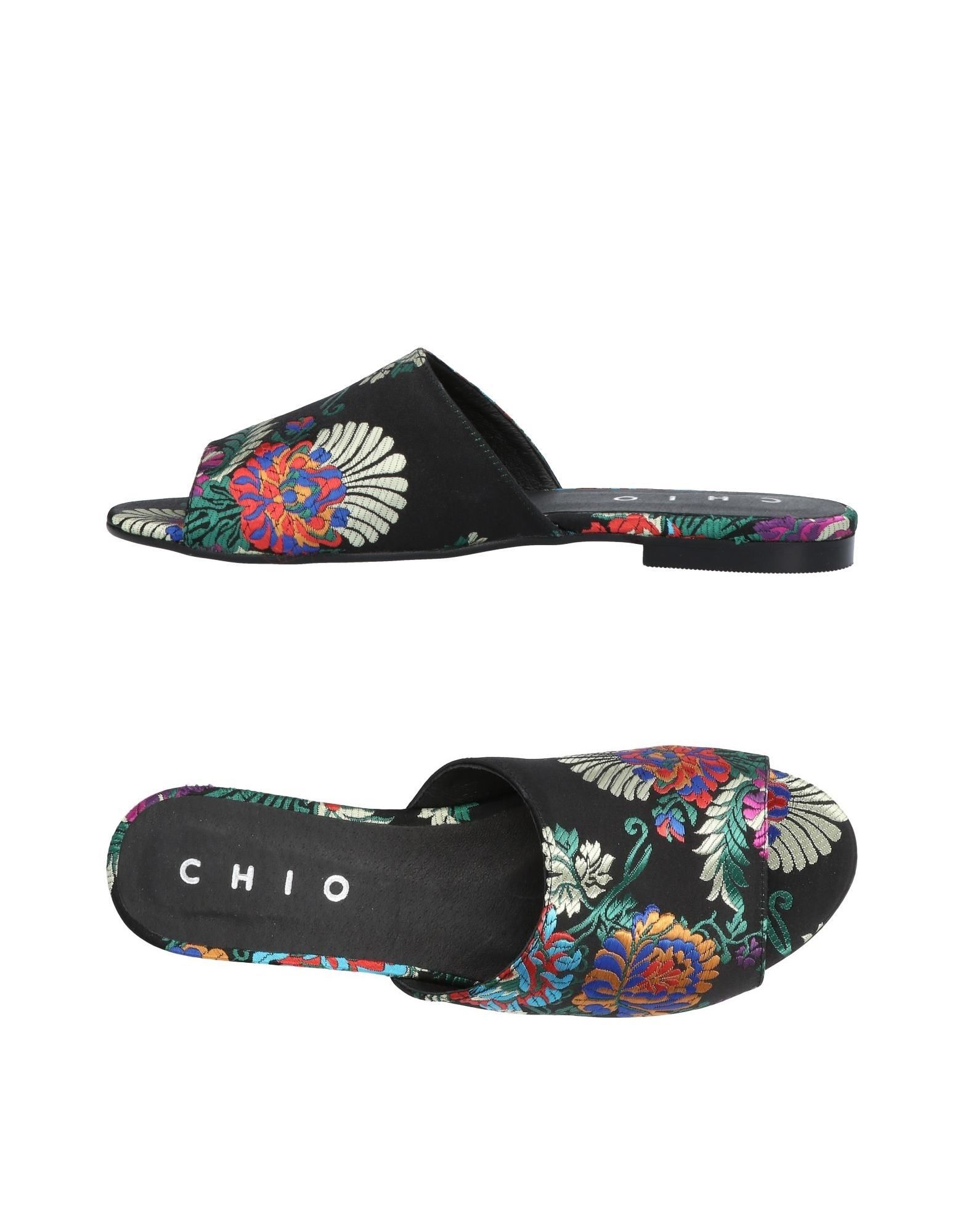 CHIO Sandals in Black