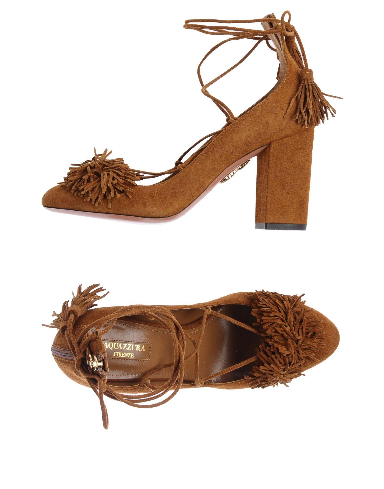 цена на AQUAZZURA Туфли