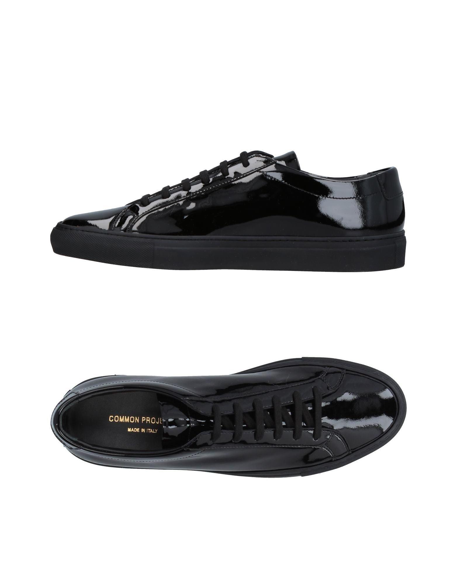 woman by common projects полусапоги и высокие ботинки COMMON PROJECTS Низкие кеды и кроссовки