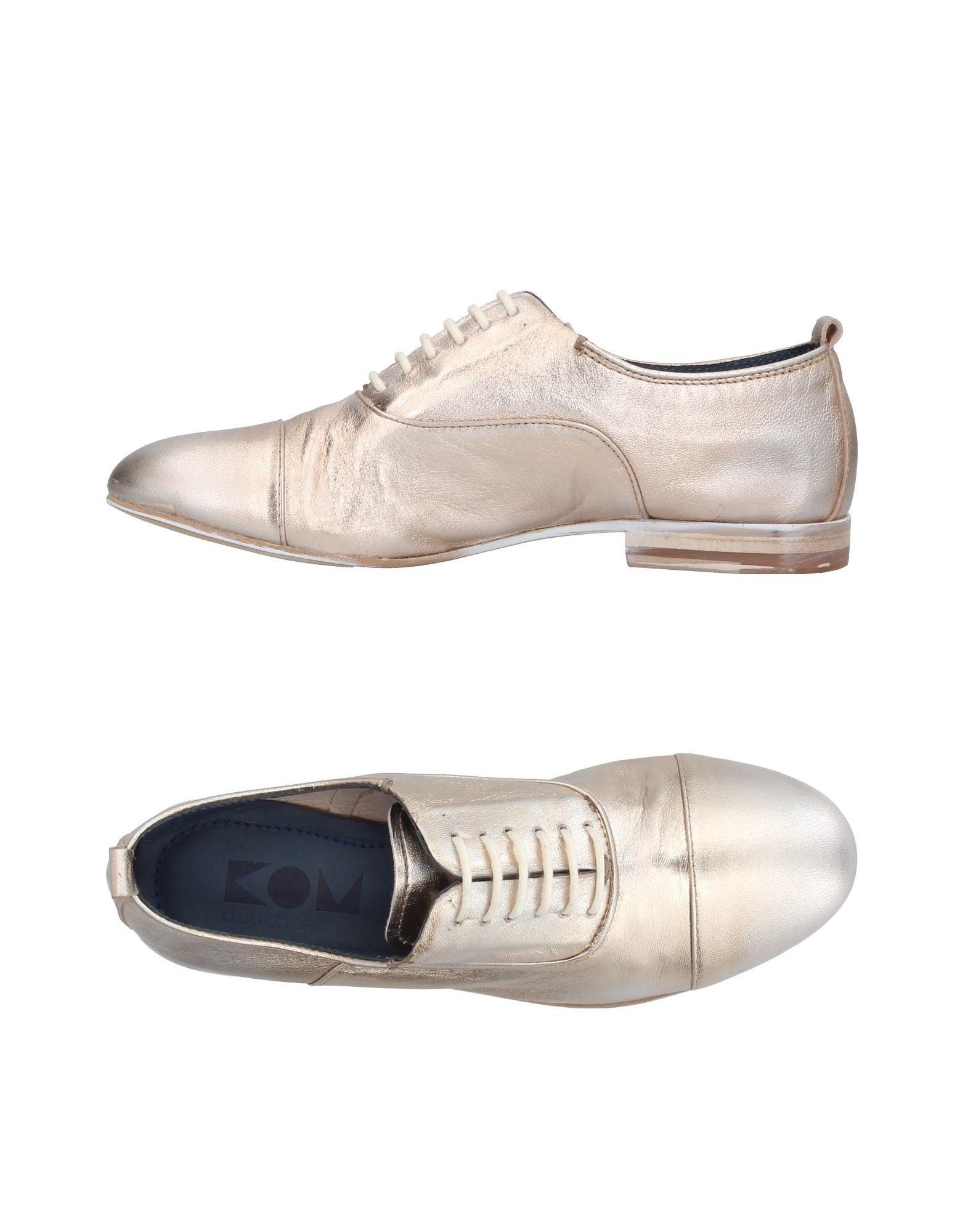 CREATION OF MINDS Обувь на шнурках aesthetic creation