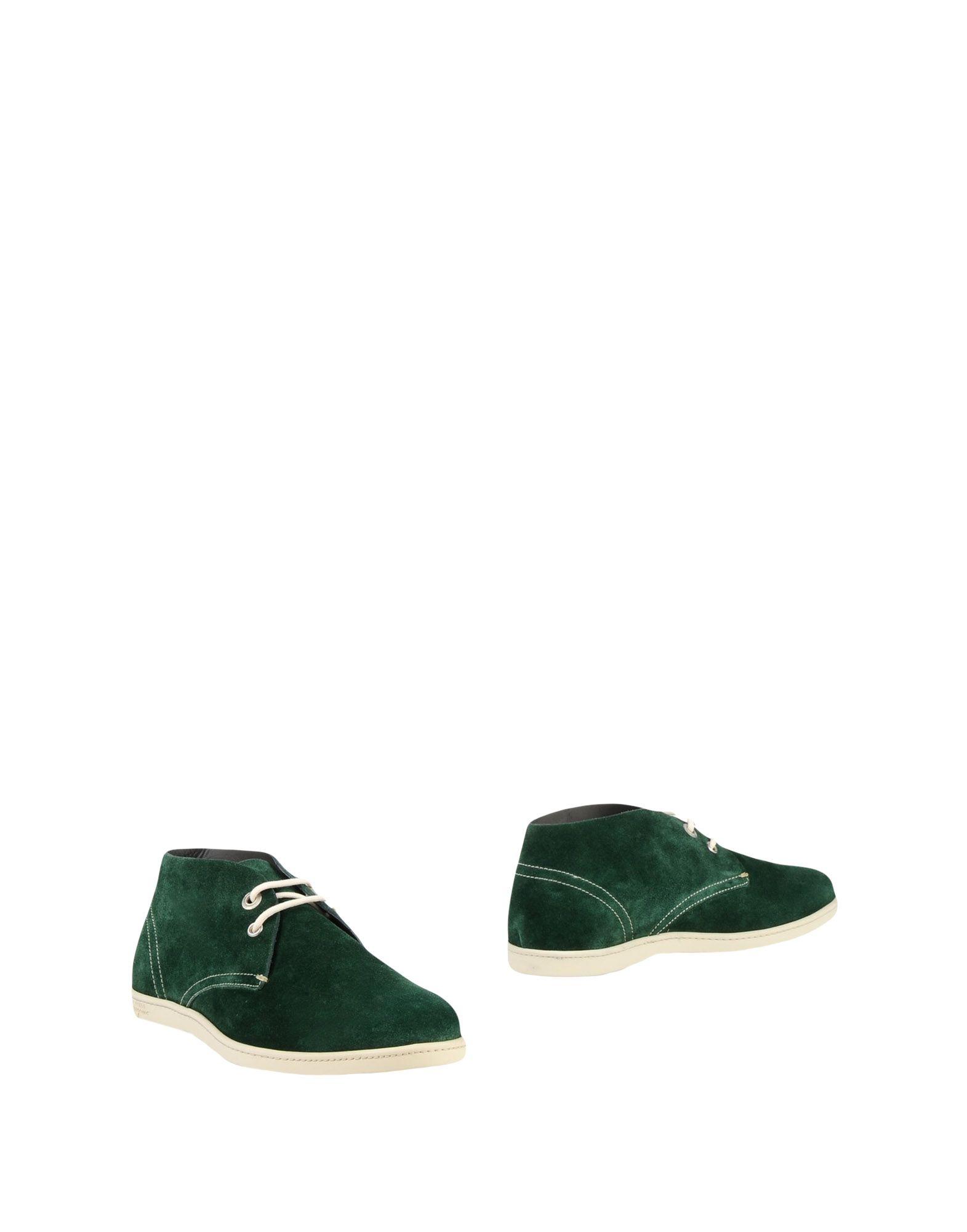 купить SALVATORE FERRAGAMO Полусапоги и высокие ботинки дешево