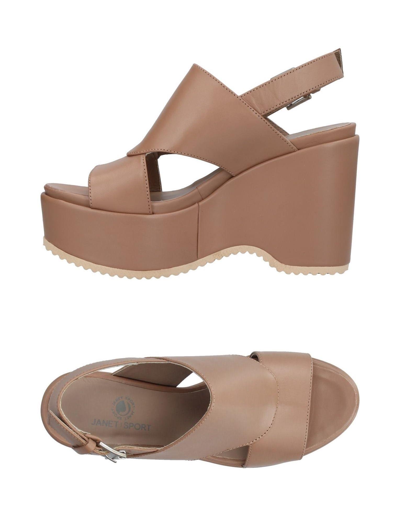JANET SPORT Сандалии спортивные сандалии sport shoes