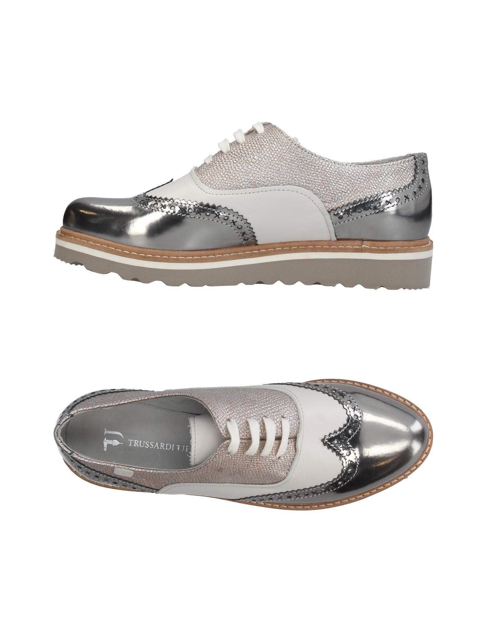 TRUSSARDI JEANS Обувь на шнурках trussardi jeans обувь на шнурках