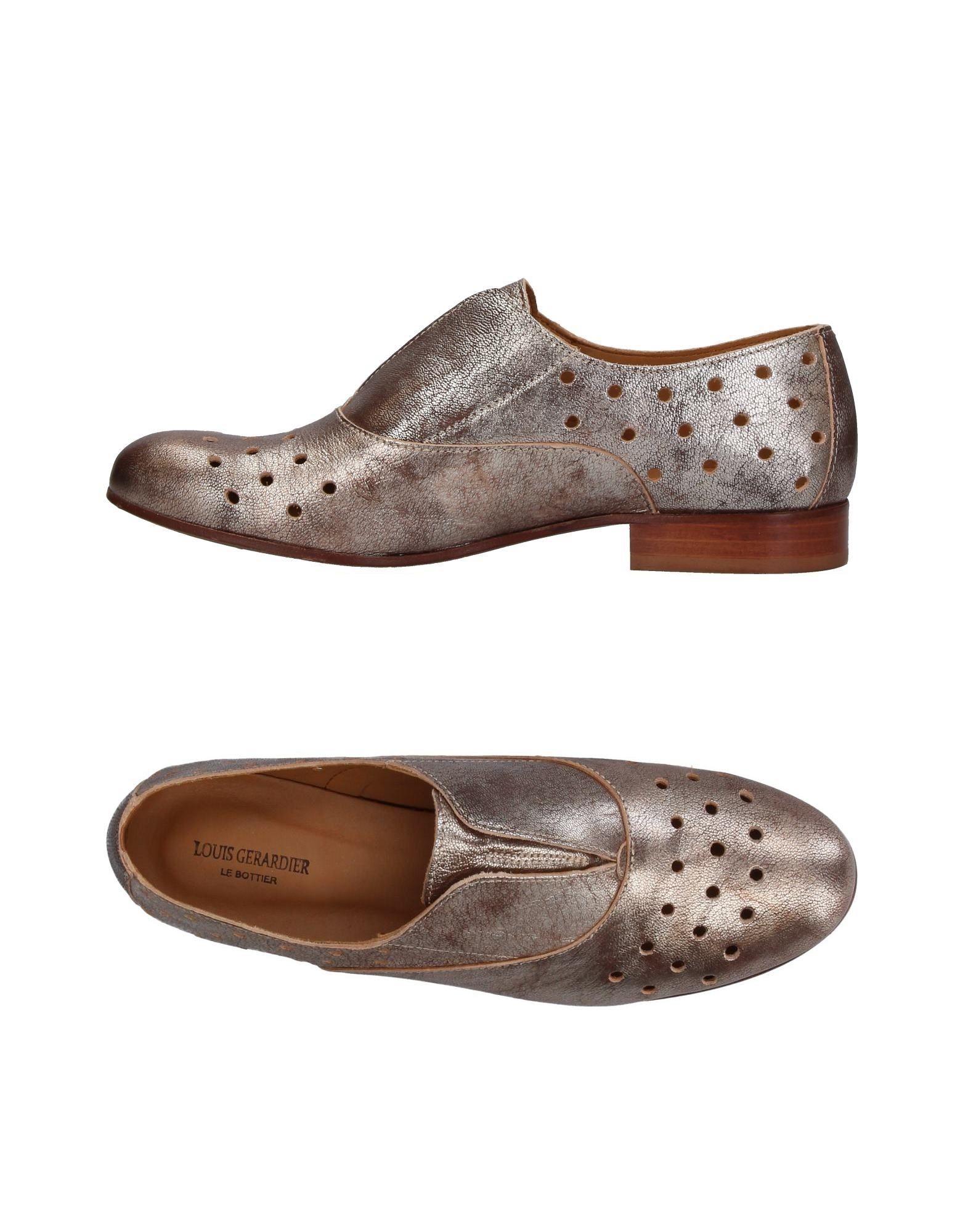 LOUIS GERARDIER Le Bottier Мокасины louis gerardier le bottier обувь на шнурках