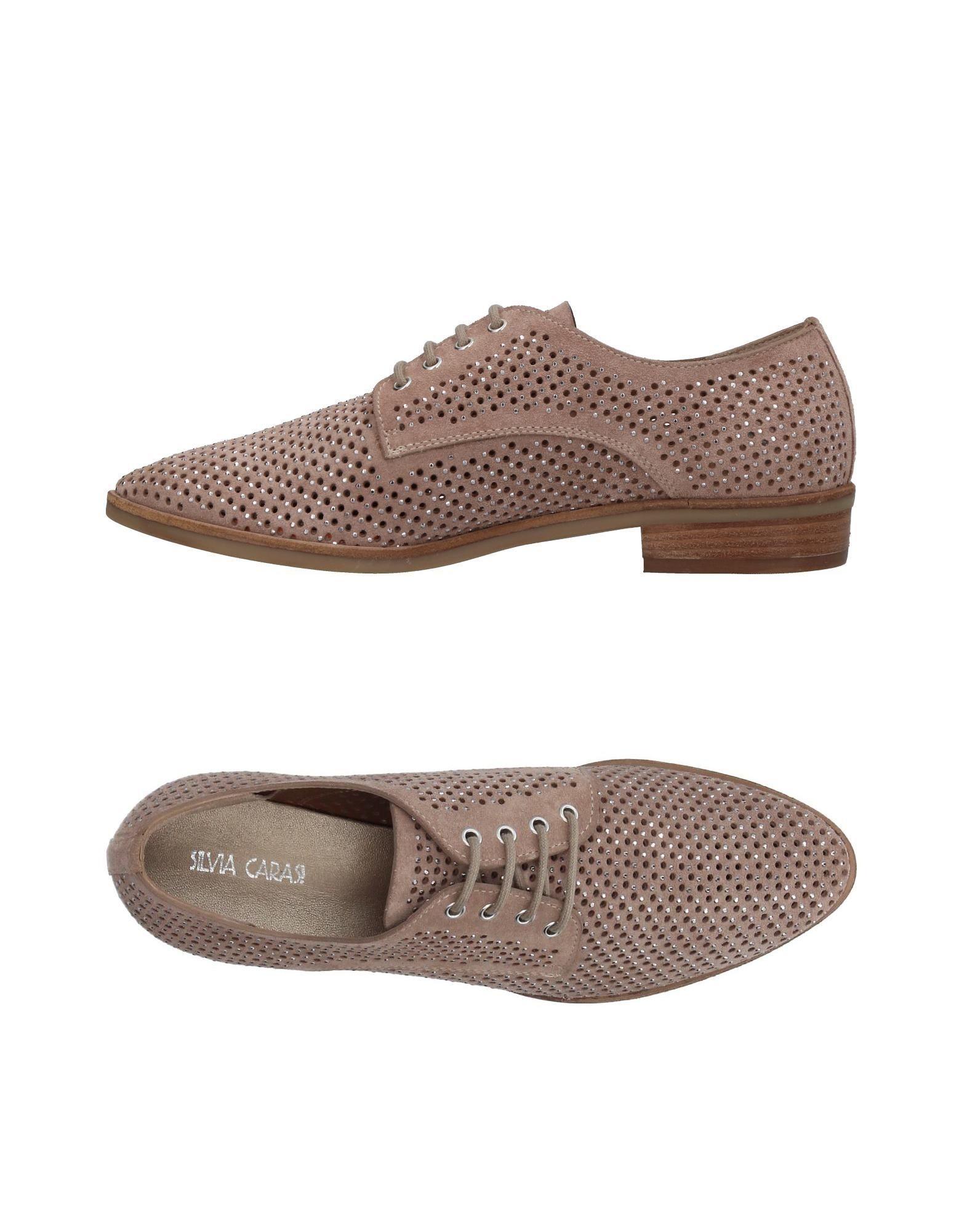 купить SILVIA CARASI Обувь на шнурках дешево