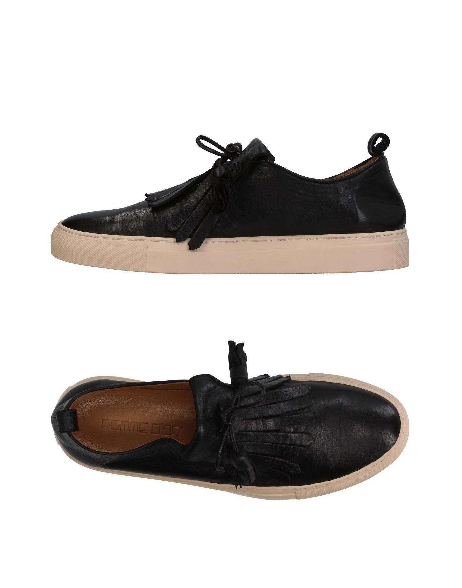 POMME D'OR Низкие кеды и кроссовки цены онлайн