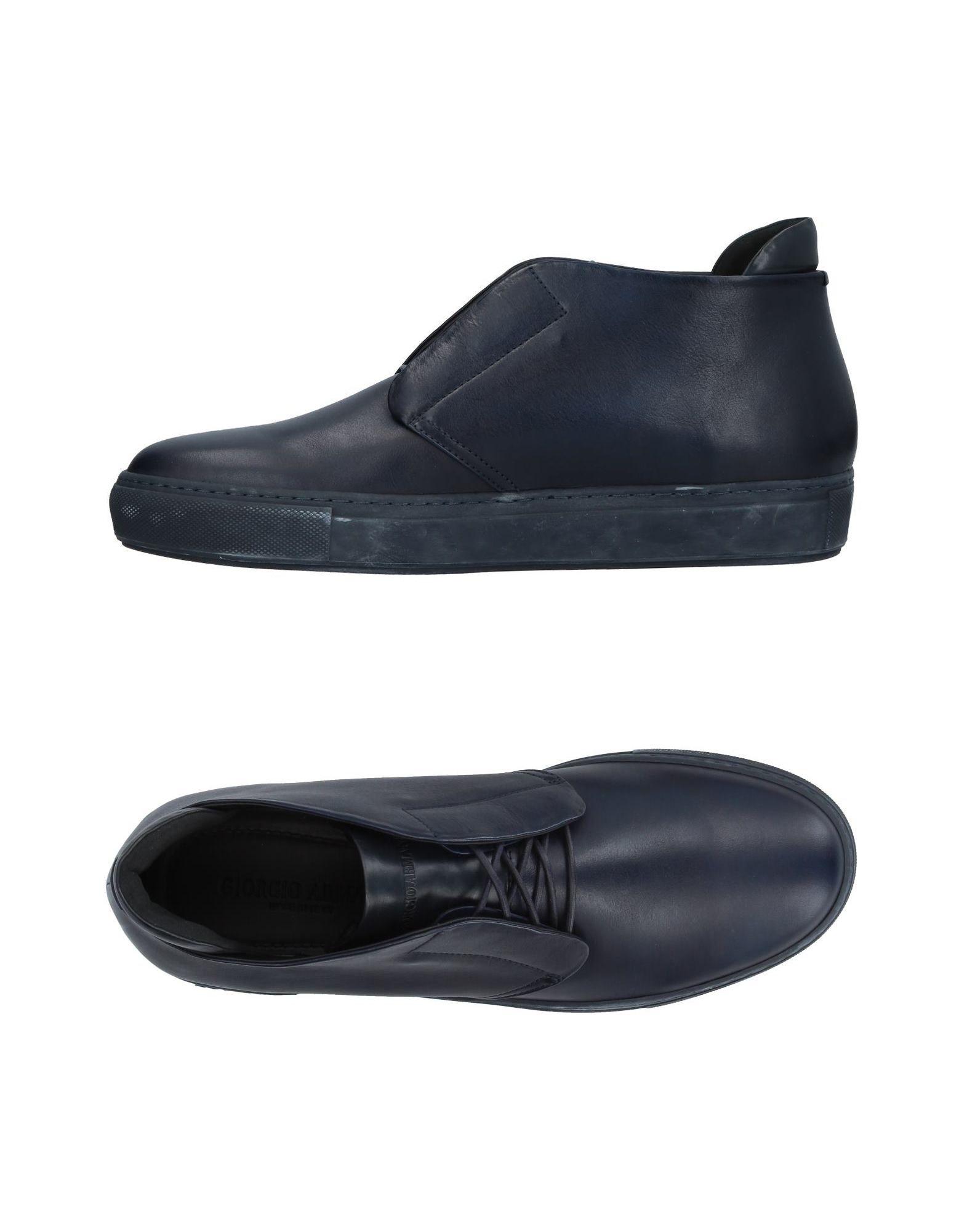 GIORGIO ARMANI Высокие кеды и кроссовки подарочный набор giorgio armani acqua di gio for men