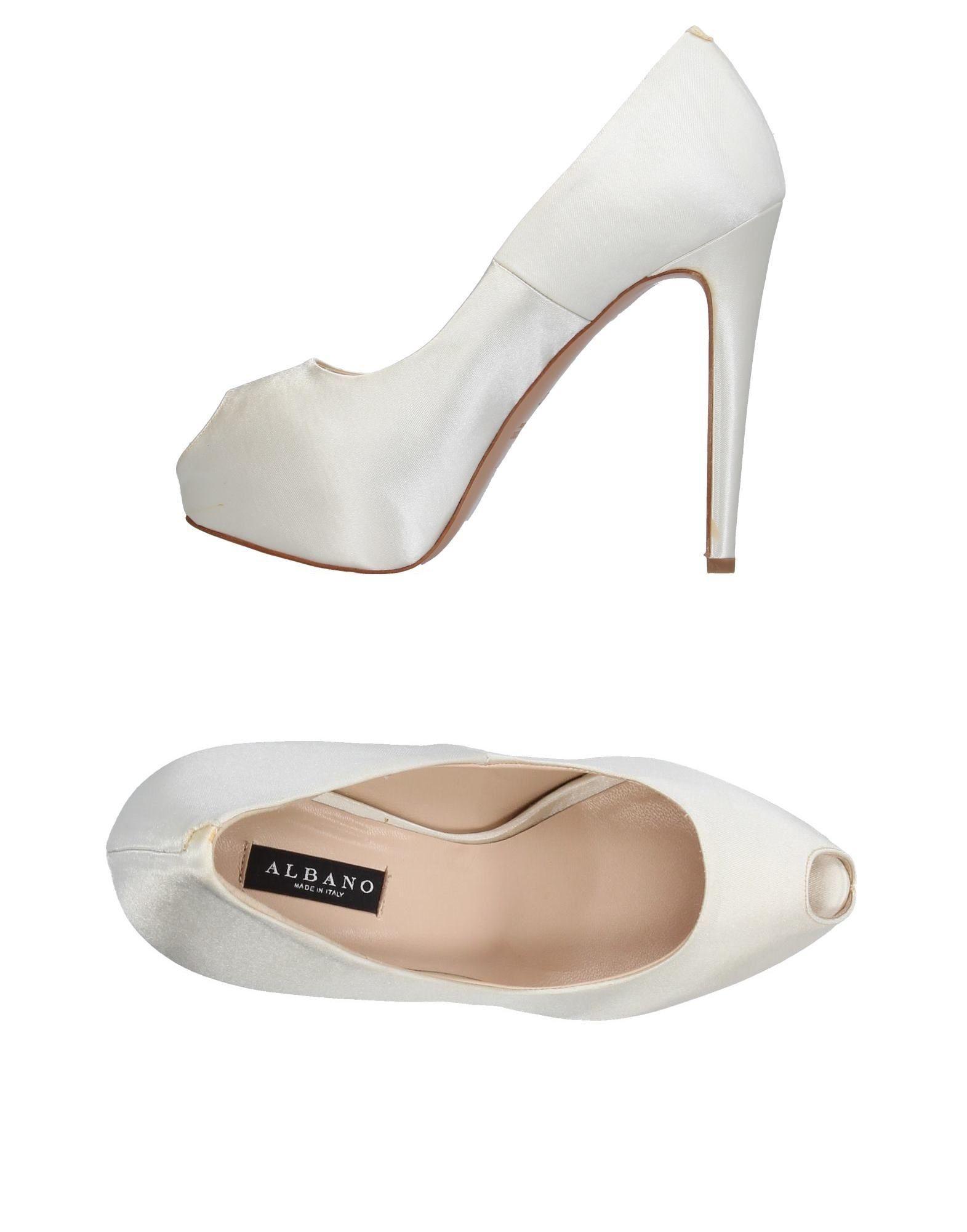 ALBANO Туфли цены онлайн