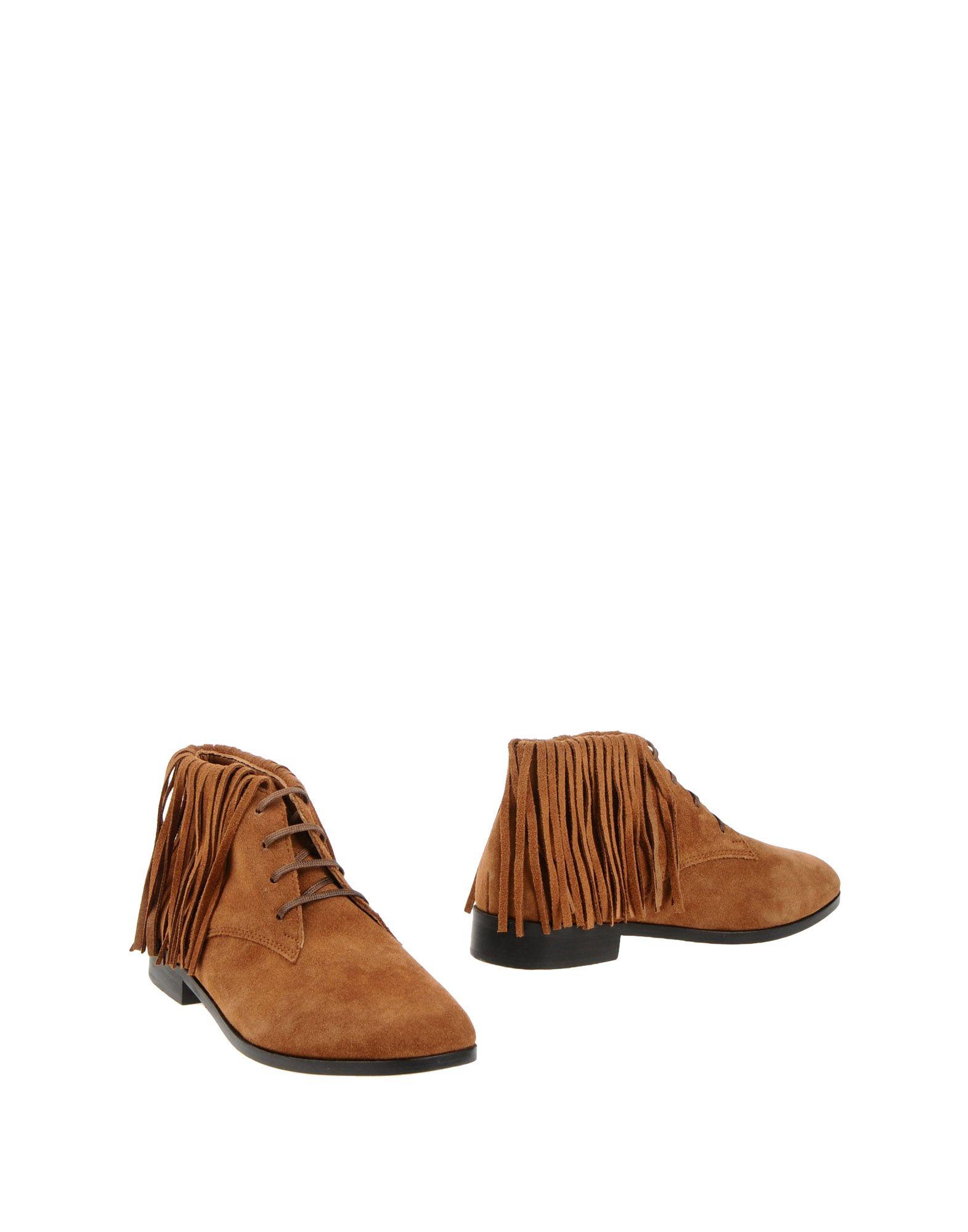 NEWBARK Полусапоги и высокие ботинки