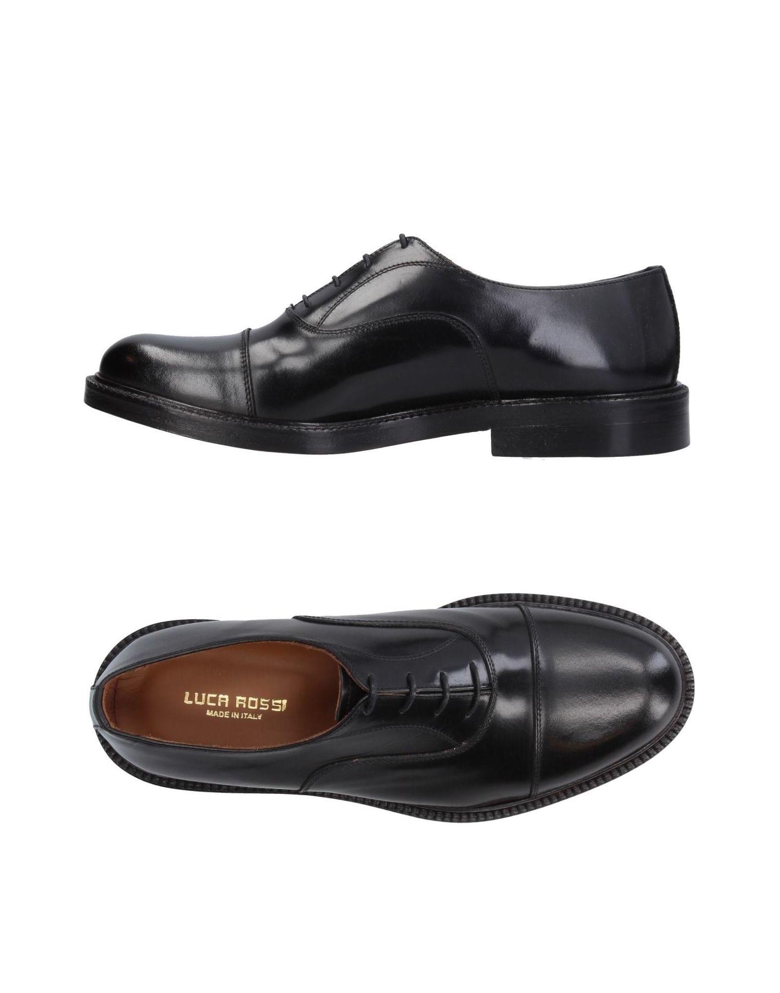 LUCA ROSSI Обувь на шнурках цены онлайн