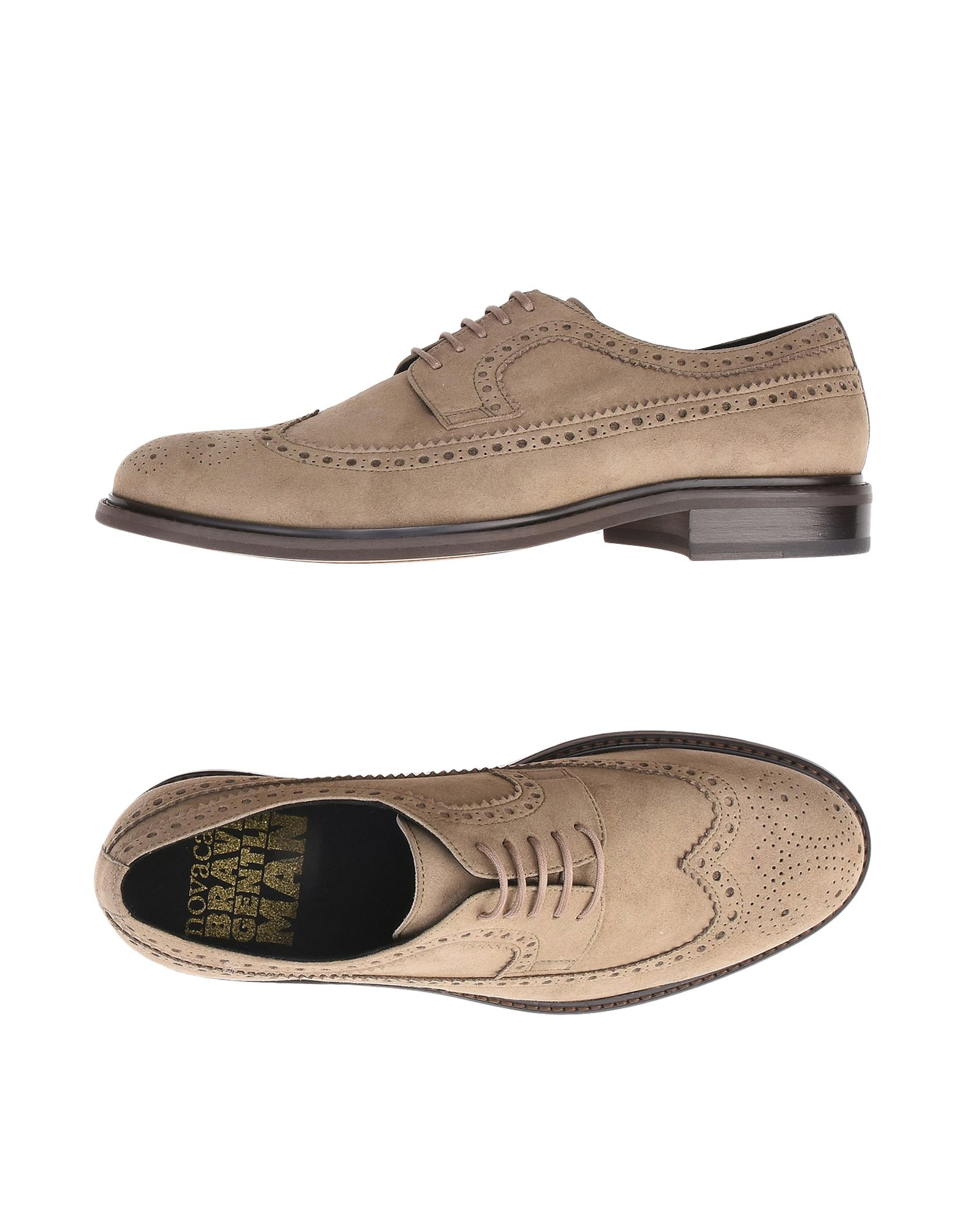 BRAVE GENTLEMAN Обувь на шнурках где купить дешевую мужскую обувь в москве