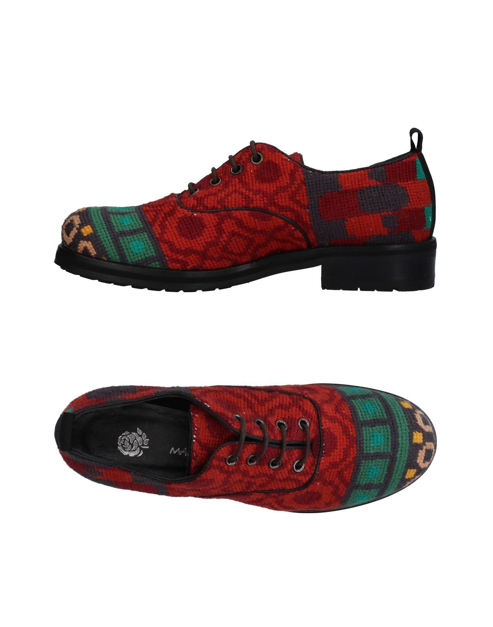Фото - MALÌPARMI Обувь на шнурках обувь на высокой платформе dkny