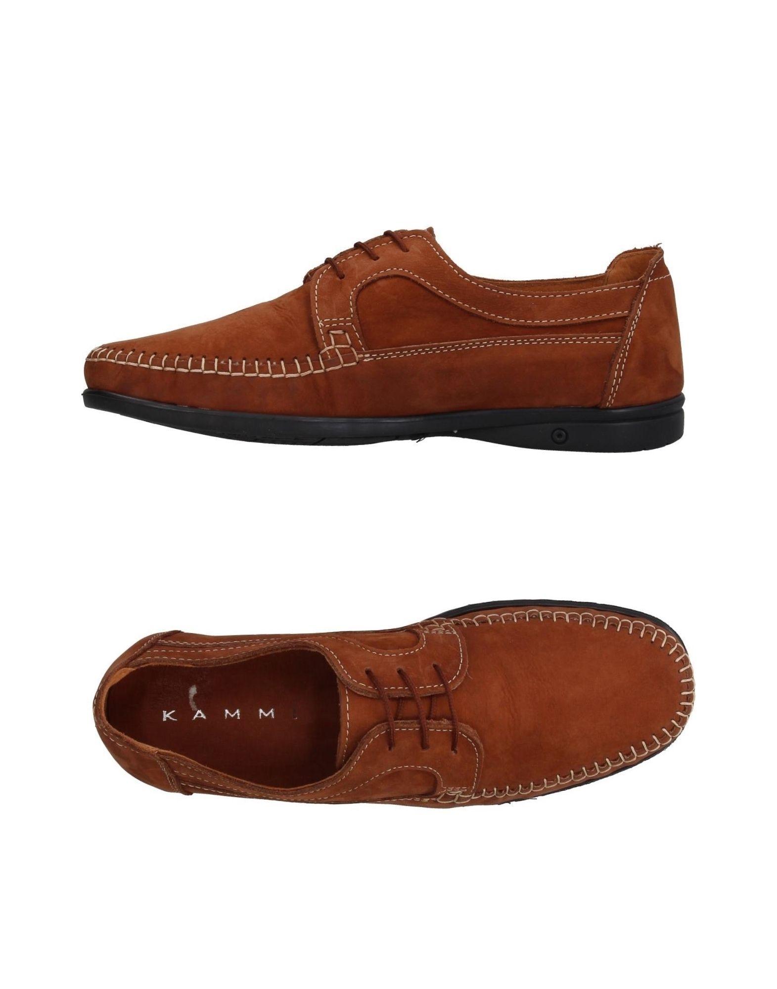 KAMMI Обувь на шнурках kammi туфли