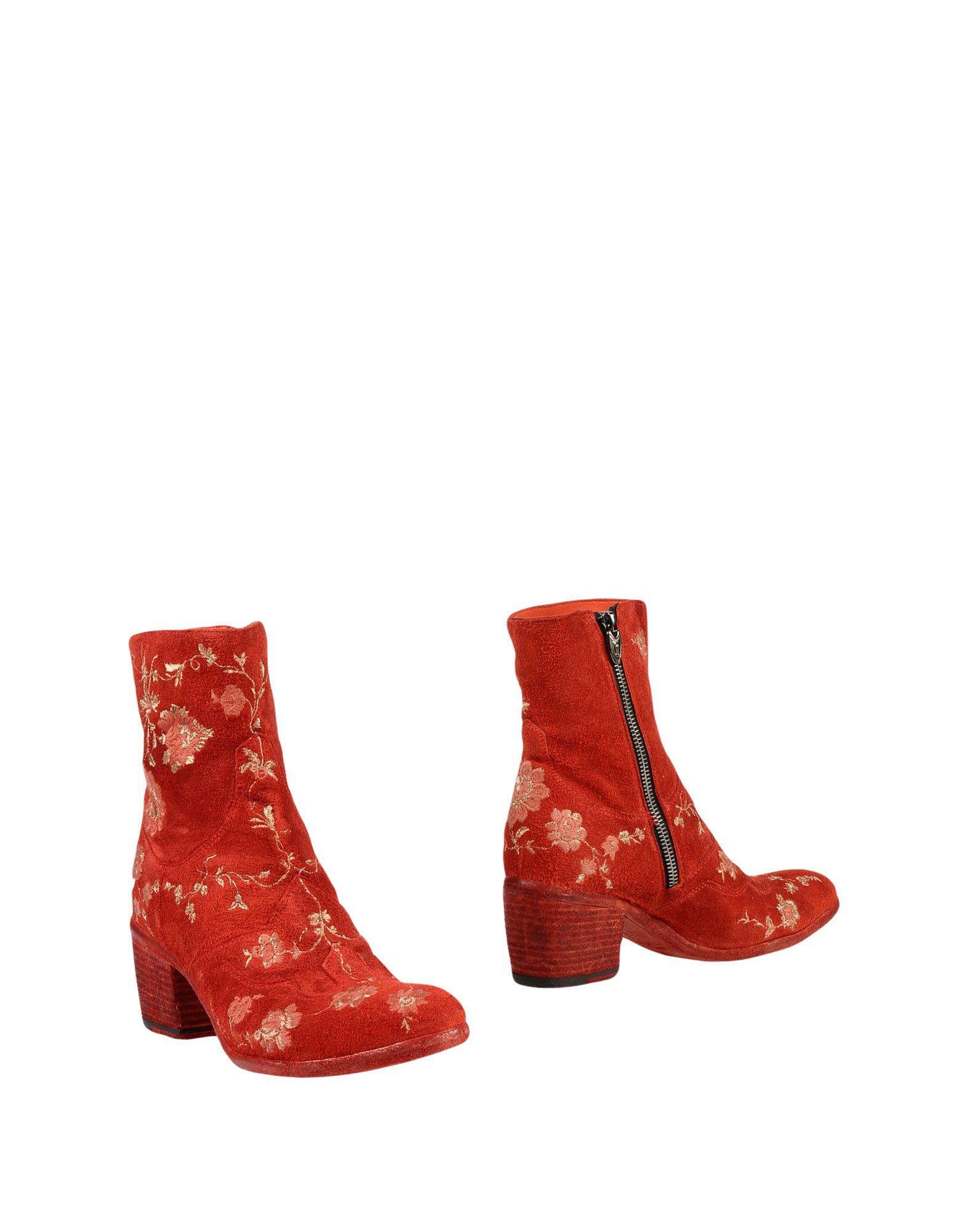 FAUZIAN JEUNESSE VINTAGE Полусапоги и высокие ботинки цены онлайн