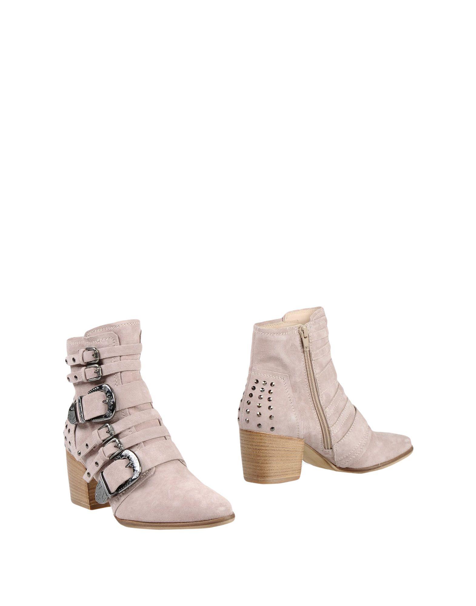 DONNA CAROLINA Полусапоги и высокие ботинки