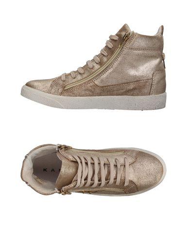 zapatillas KAMMI Sneakers abotinadas mujer