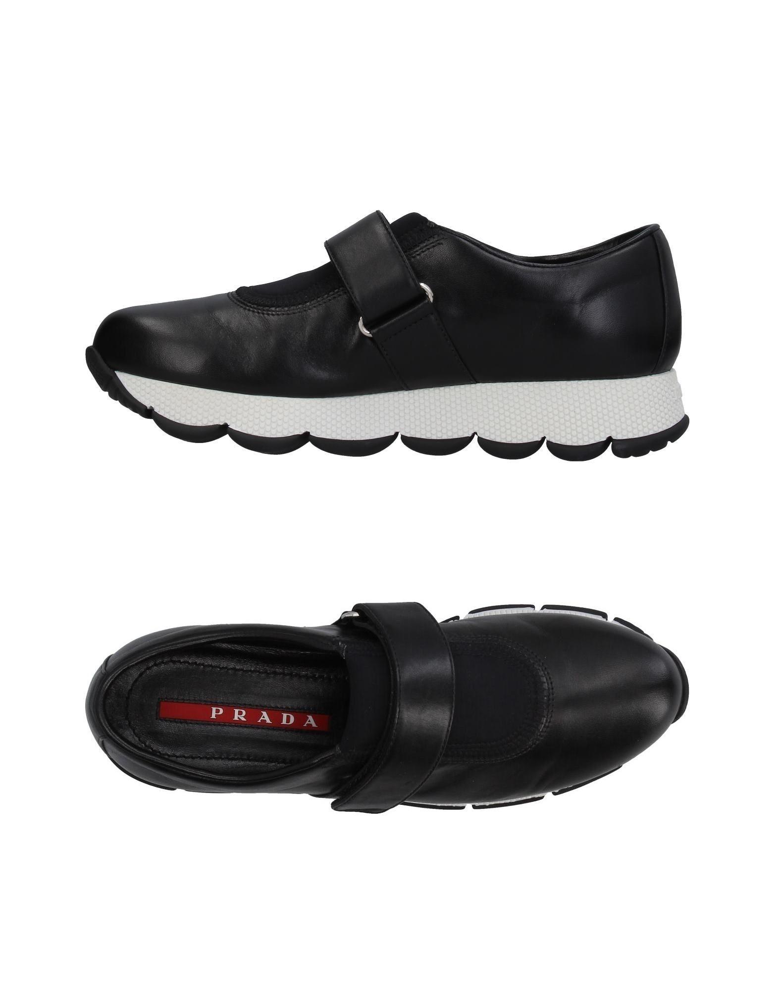 ФОТО prada sport низкие кеды и кроссовки