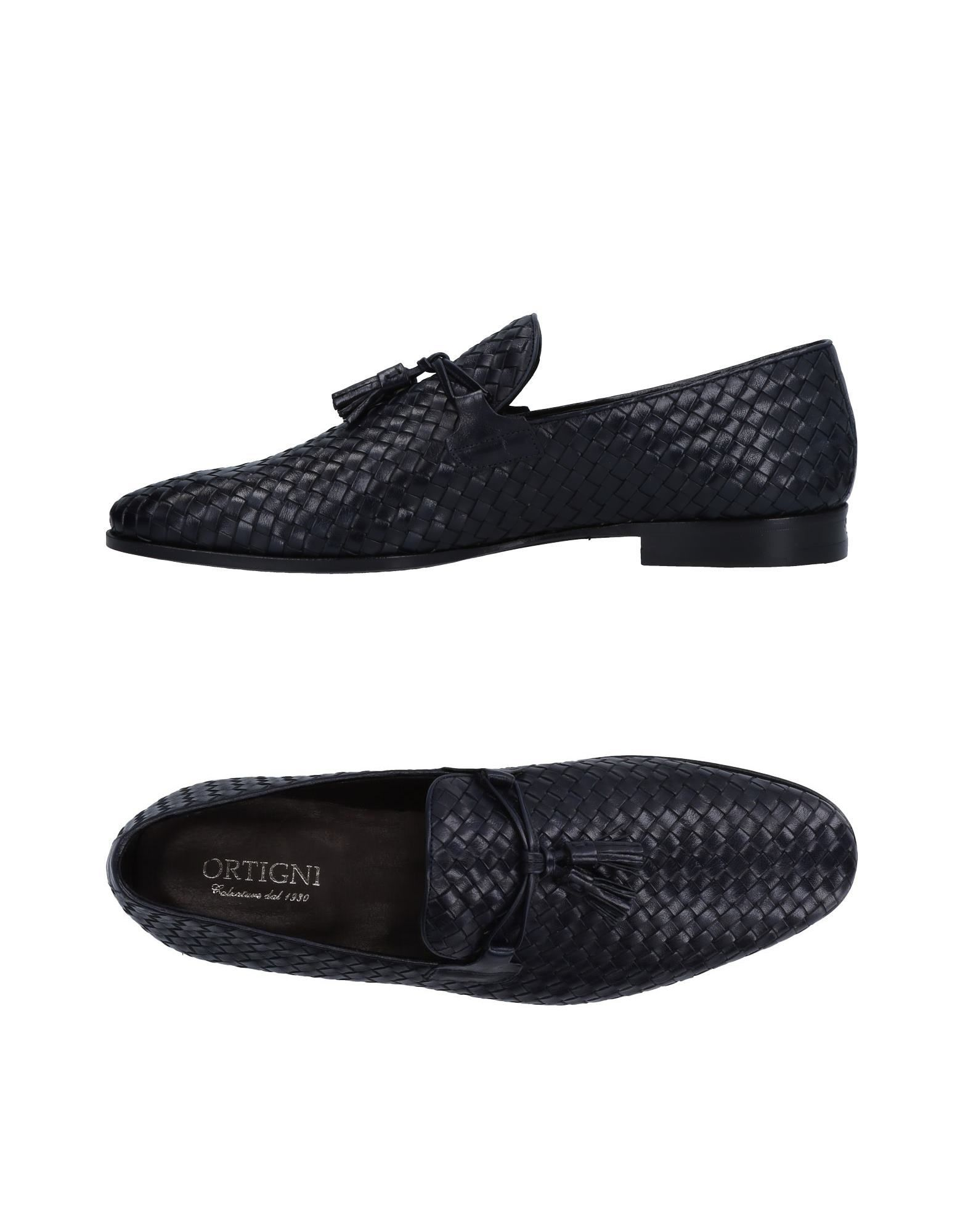 ORTIGNI Loafers in Blue