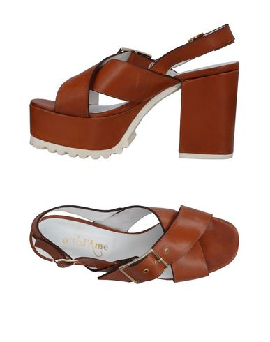 CHAUSSURES - Sandalesottod´Ame yIt1D6W0