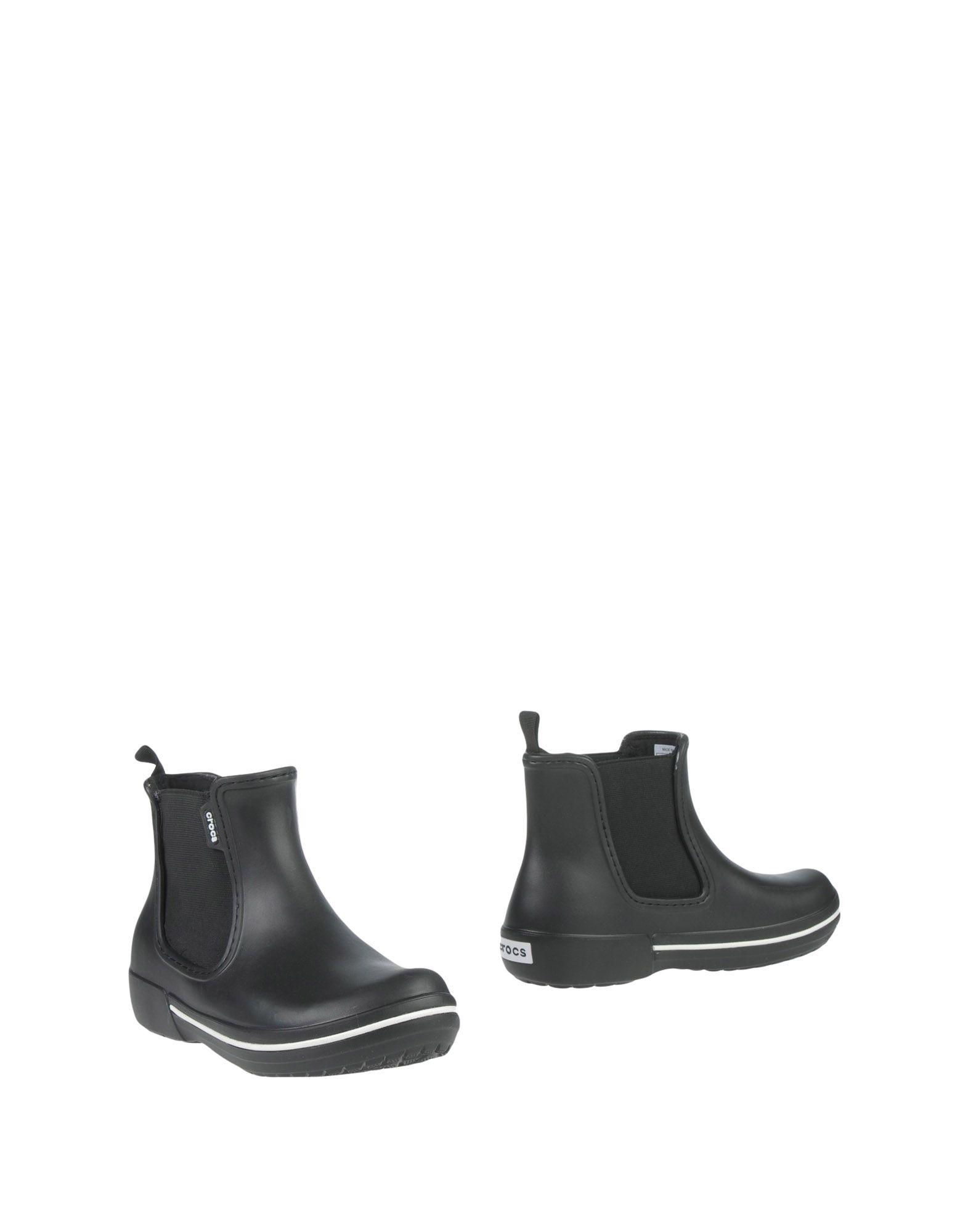 CROCS Полусапоги и высокие ботинки ботинки crocs ботинки