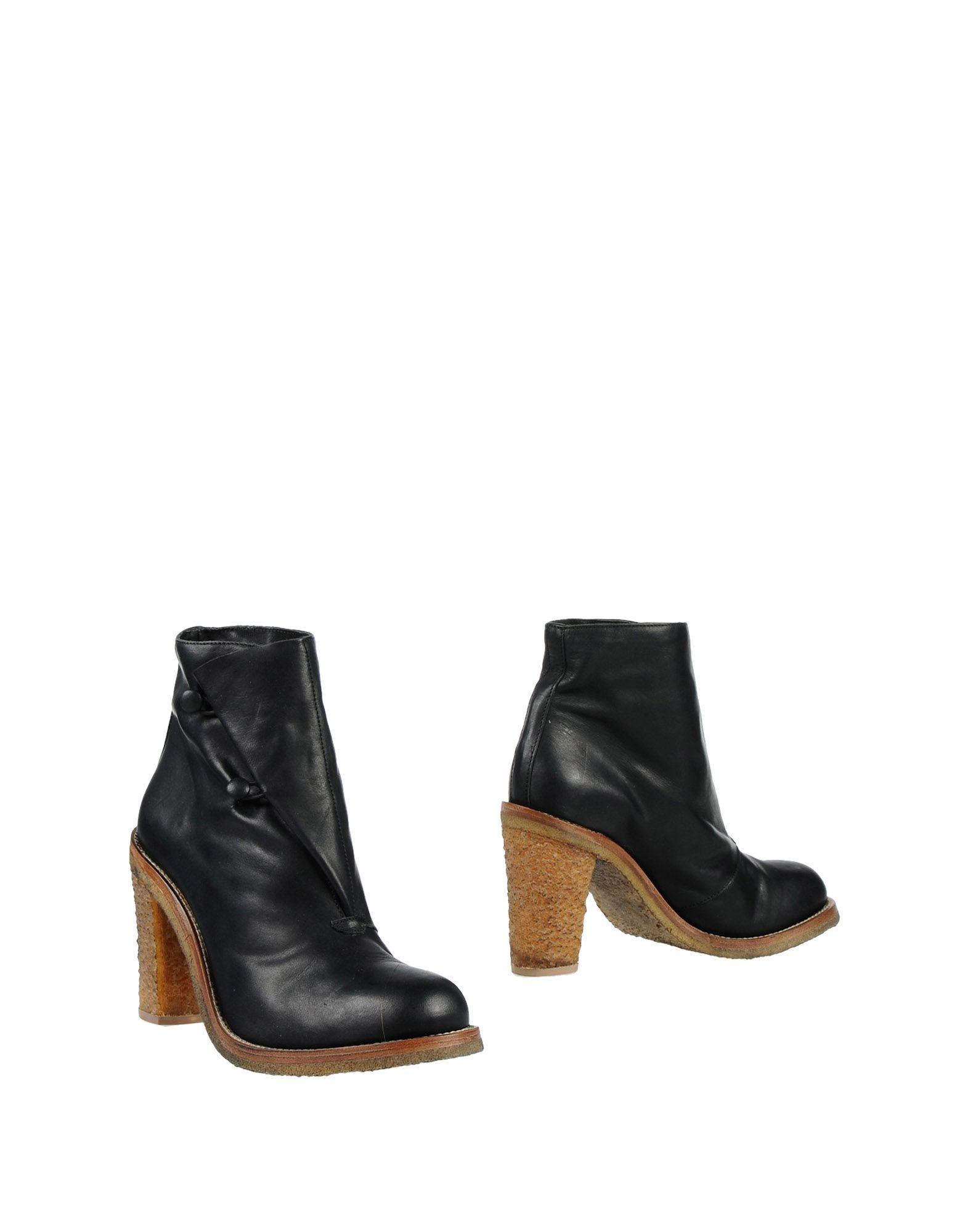 MASSIMO ALBA Полусапоги и высокие ботинки ботинки alba полусапоги