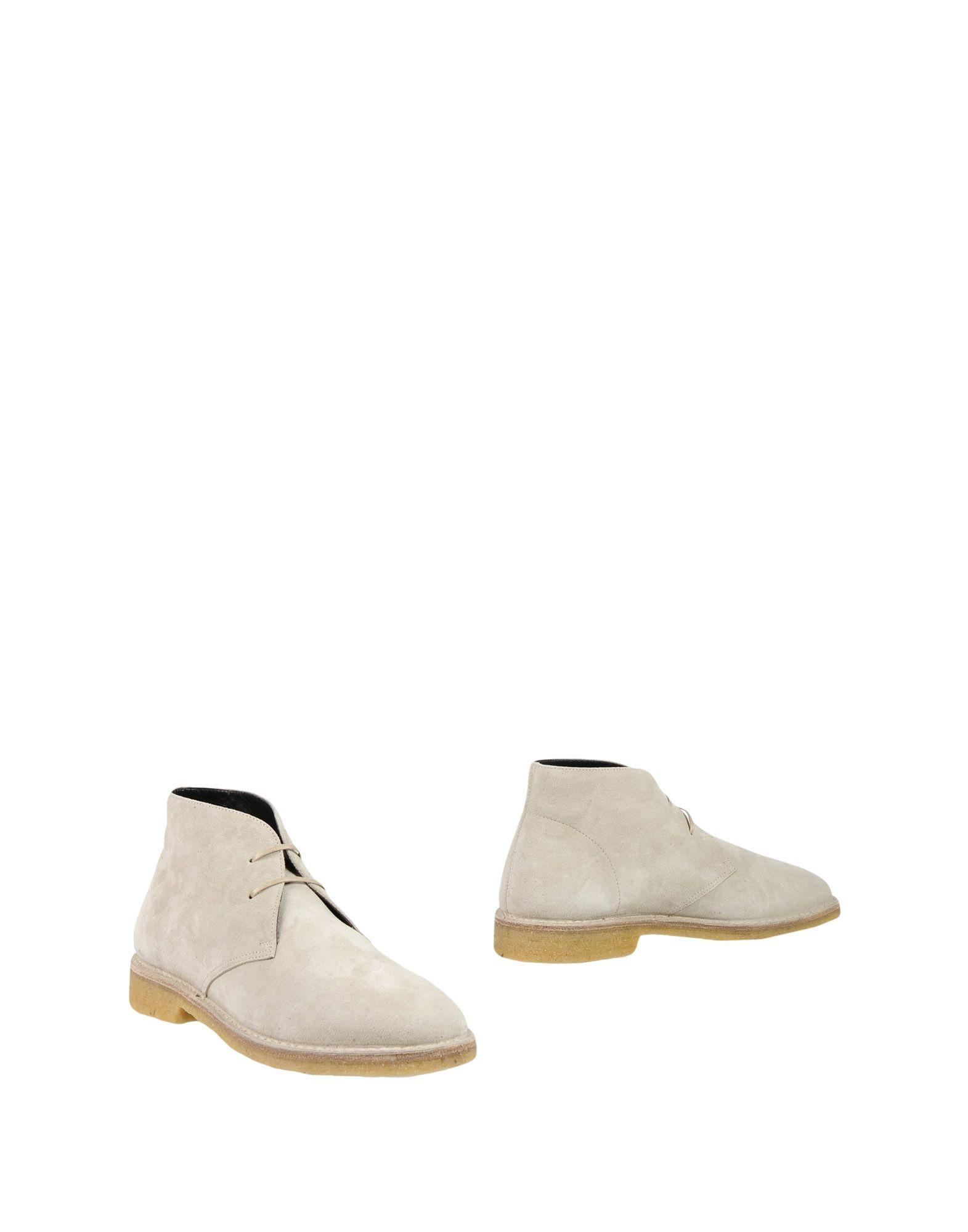 SAINT LAURENT Полусапоги и высокие ботинки цены онлайн