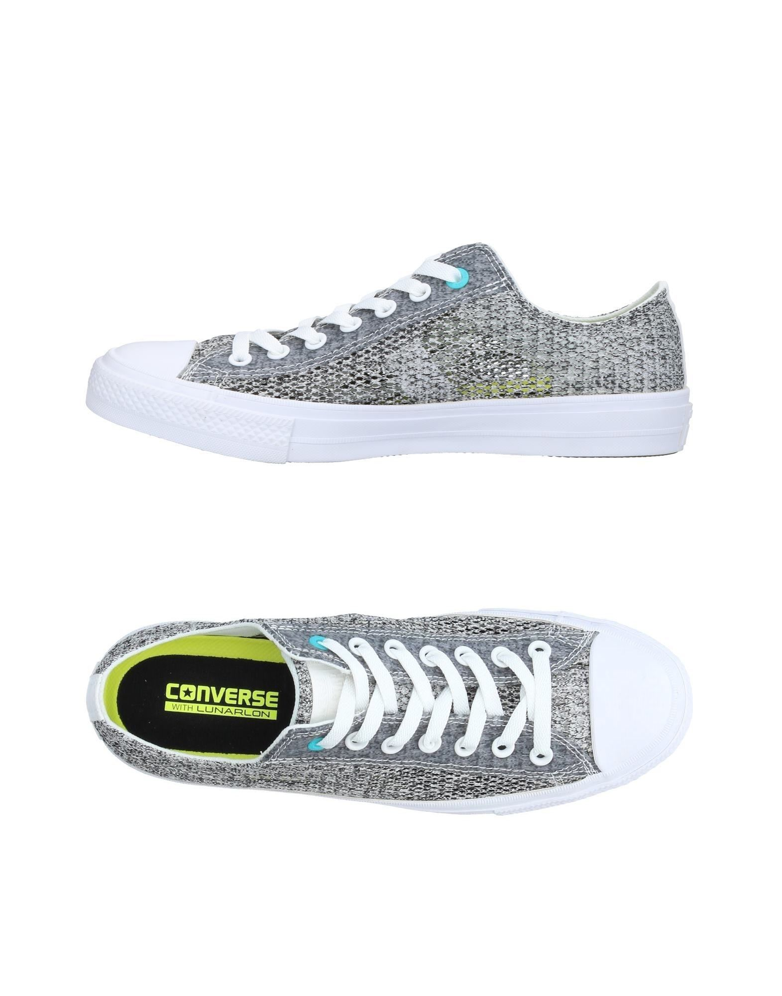 CONVERSE ALL STAR CHUCK TAYLOR II Низкие кеды и кроссовки слиперы chuck taylor all star cove converse