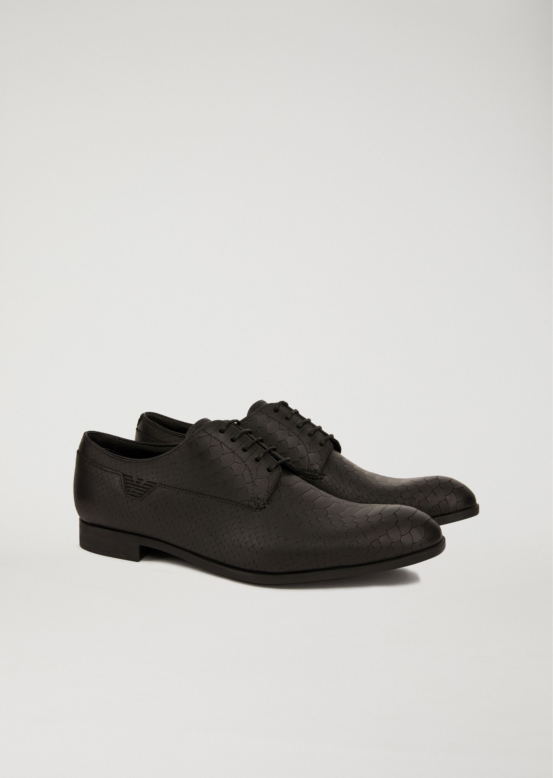 OFFICIAL STORE EMPORIO ARMANI - Chaussures - Chaussures à lacets on armani.com