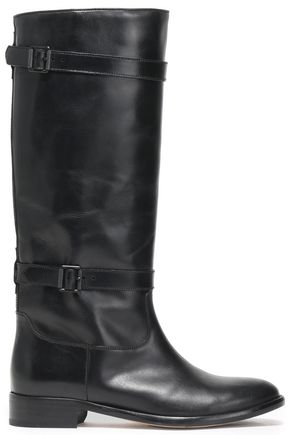 BELSTAFF Buckled leather boots
