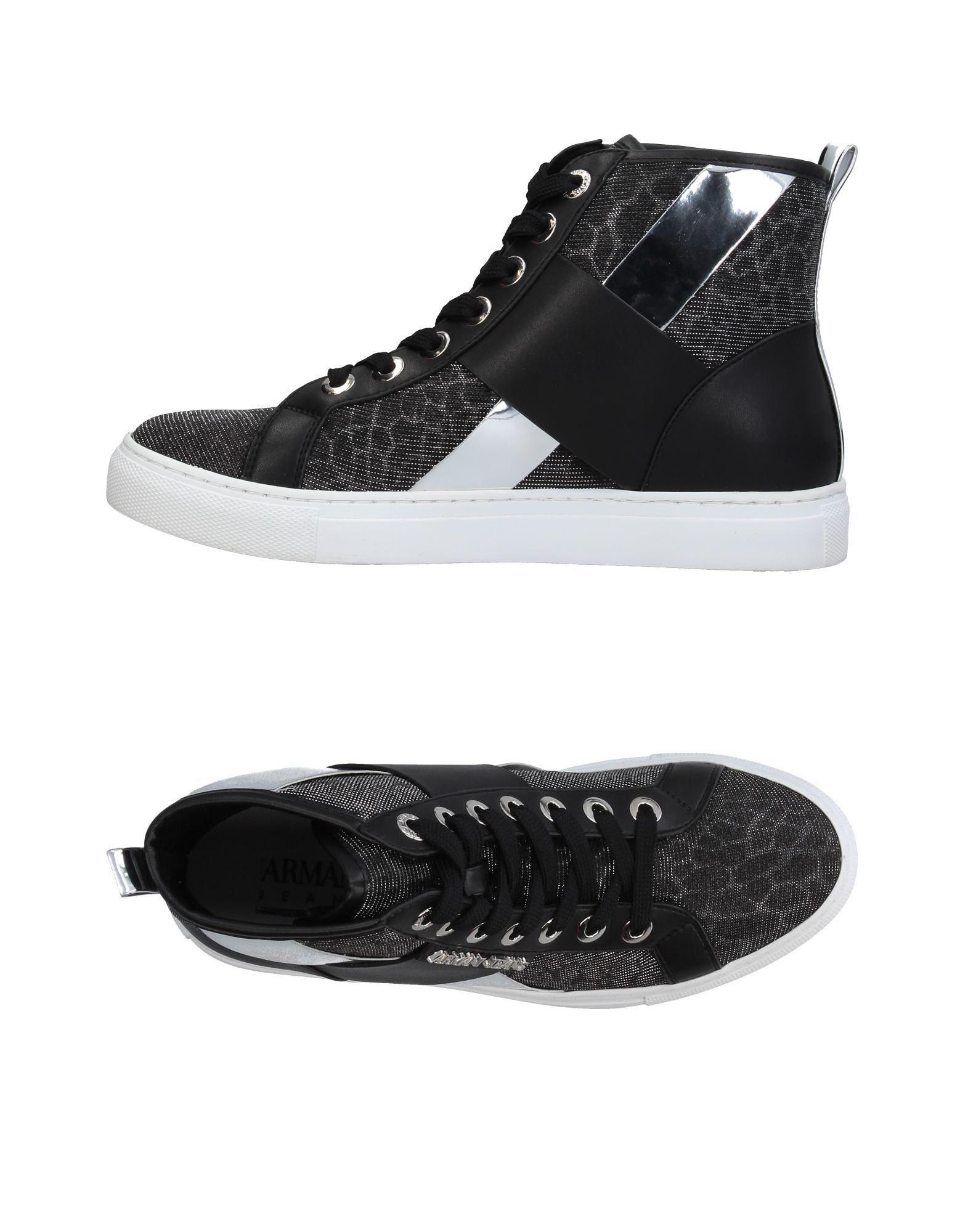 ARMANI JEANS ΠΑΠΟΥΤΣΙΑ Χαμηλά sneakers