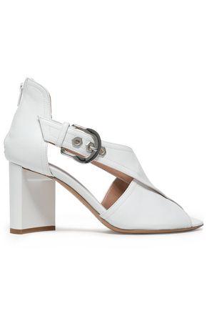 MAISON MARGIELA Buckled leather sandals