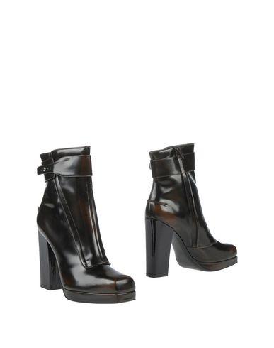 zapatillas LANVIN Botines de ca?a alta mujer