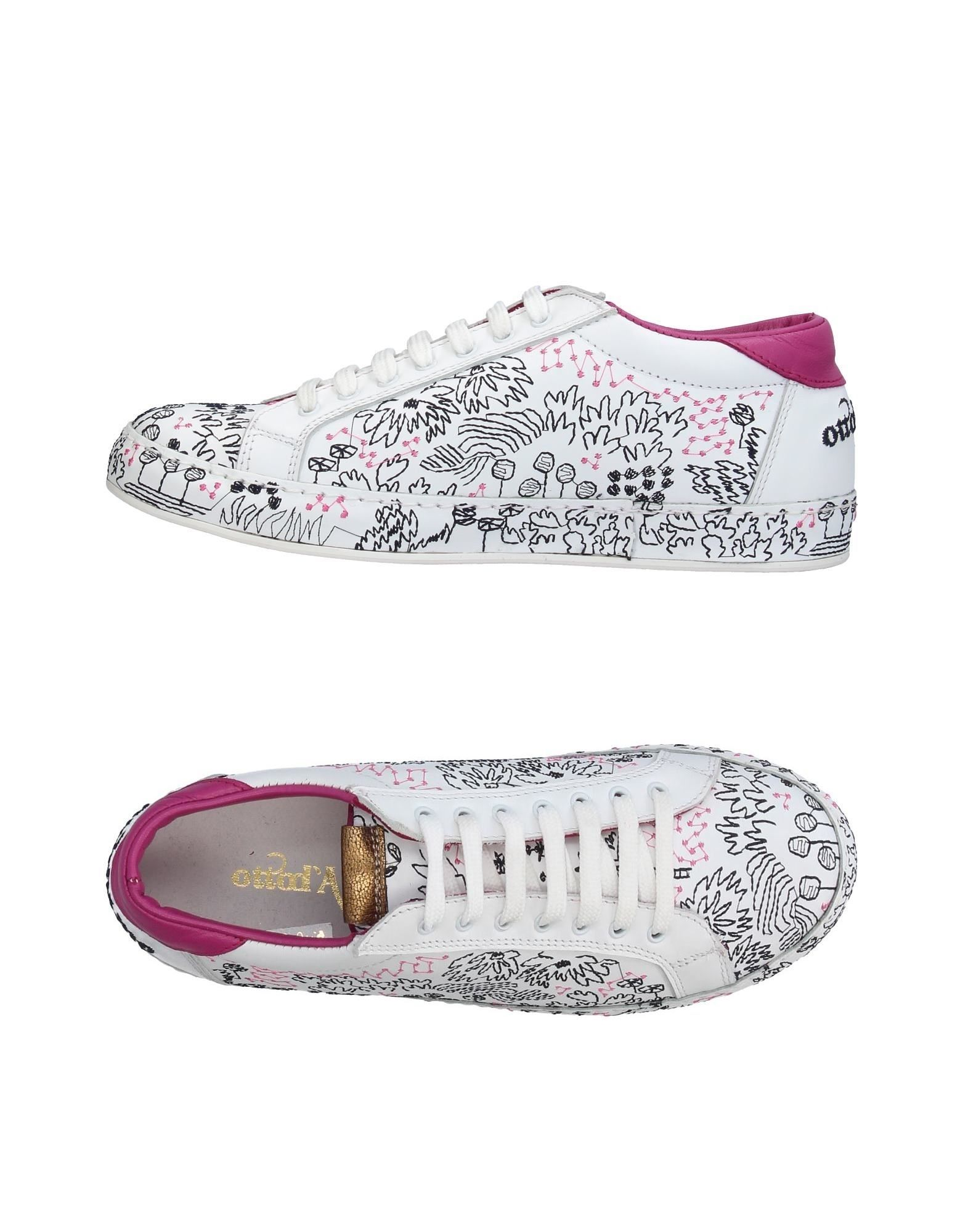 OTTOD´AME Damen Low Sneakers & Tennisschuhe Farbe Weiß Größe 7 jetztbilligerkaufen