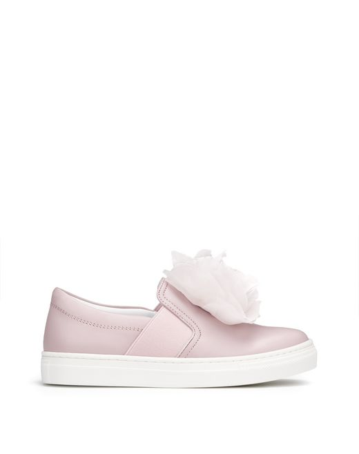 FLOWER SLIP-ON - Lanvin